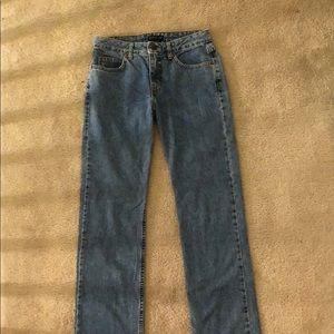 Bebe Vintage Denim Jeans